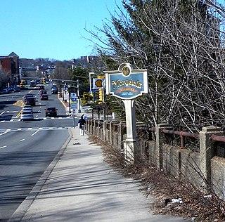 Newark-Pompton Turnpike highway in New Jersey