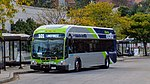 Montgomery County Transit Ride On extRa 2017 Gillig LF BRT Plus Diesel