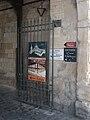 Montvillers Abtei 2 Eingang.JPG