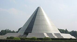 Sleman Regency - Monumen Jogja Kembali, also known as Monjali