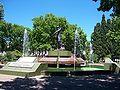 Monumento a Leandro Gómez - Plaza Constitución - Paysandú.JPG