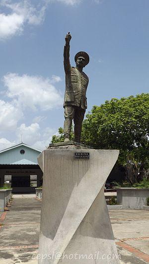 Maracay - Monumento en honor al General Juan Vicente Gómez