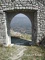 Morcone (BN), 2003, I ruderi del castello. (16270061378).jpg