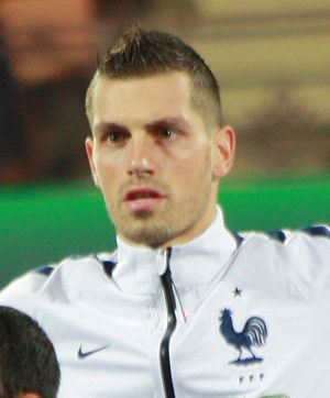RC Strasbourg Alsace - Morgan Schneiderlin played for France in the 2014 World Cup and has appeared for Southampton more than 250 times since leaving Strasbourg.