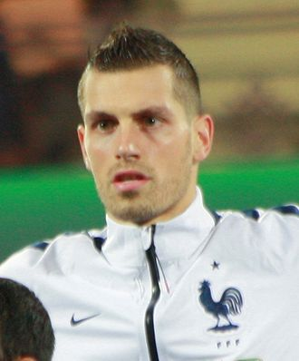 Racing Club de Strasbourg Alsace - Morgan Schneiderlin played for France in the 2014 World Cup and has appeared for Southampton more than 250 times since leaving Strasbourg.