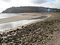 Morning tranquility at Laugharne - geograph.org.uk - 461245.jpg