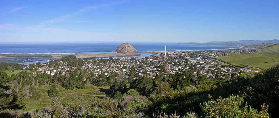 Morro Bay City 1