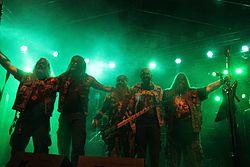 Mortal Strike beim Kaltenbach Open Air 2014