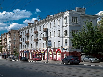 How to get to Первомайская Улица with public transit - About the place