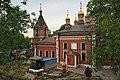 Moscow, church of the Nativity of the Theotokos in Vladykino (31215620952).jpg