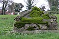 Moss covered grave - geograph.org.uk - 728305.jpg