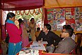 Mothers and babies at Healthy Baby competition organized by DFP, at Public Information Campaign on Bharat Nirman, at Sumbuk, South Sikkim on December 29, 2010.jpg