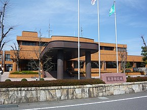 Motosu City Hall 01.JPG