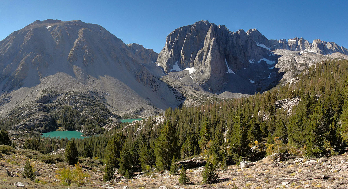 Sierra Nevada Ca: Ecology Of The Sierra Nevada
