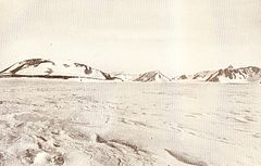 Mount Hope (links) in'n Dezember 1908