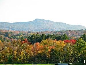Mount Norwottuck - Mount Norwottuck in the Mount Holyoke Range.