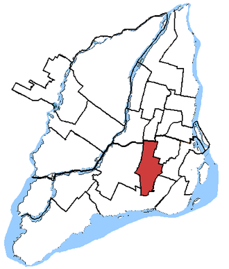 Mount Royal (electoral district) - Image: Mount Royal, riding