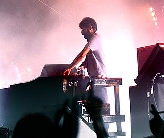 Mr. Oizo - Mr. Oizo at Les Nuits Secrètes in 2009