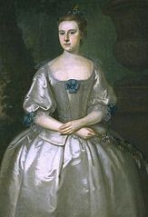 Portrait of Mrs. John Bours (Hannah Babcock)