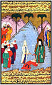 Muhammad and aisha free a captive daughter of a tribal chief800x1300x300.jpg