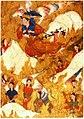 Muhammad and the Angel Gabriel by Ahmad Musa.jpg