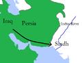 Muhammad bin Qasim's expedition into Sindh.png