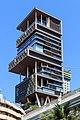 Mumbai 03-2016 19 Antilia Tower.jpg
