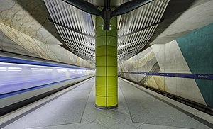 Munich Subway Station Großhadern 02.jpg