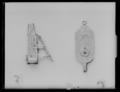 Munstycke, mått, för krut elller hagel, möjligen tillverkat av firma Beetz, Wien - Livrustkammaren - 2207.tif