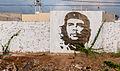 Mural del Che Guevara en Juan Griego.jpg