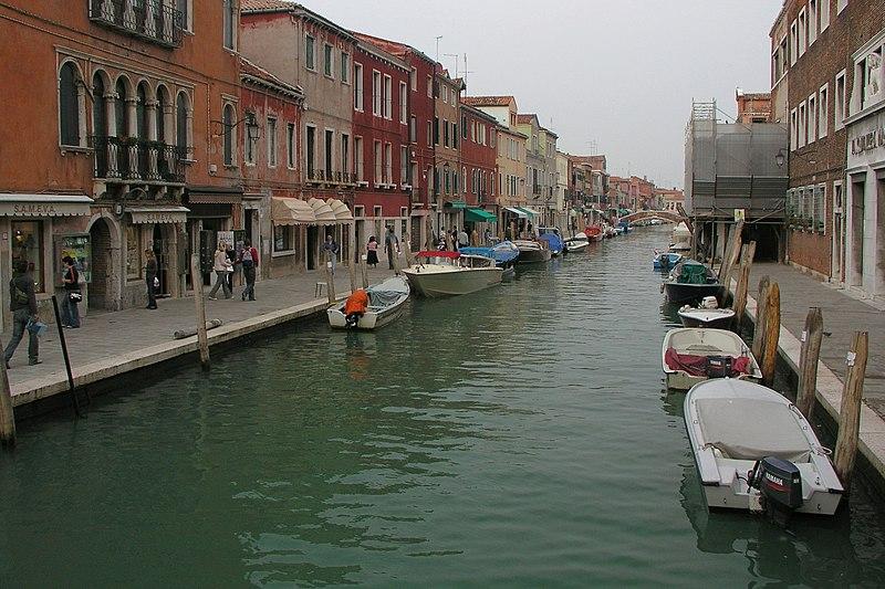 Bestand:Murano Rio del Vetrai.jpg