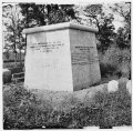Murfreesboro, Tennessee (vicinity). Monument erected on the battlefield at Stones River LOC cwpb.02107.tif