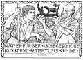Muri statuette group 1905 Rudolf Münger frontispiece.jpg