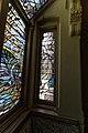 Museum House Rams Woerthe 1899 by Architect A.L. Van Gendt - Art Nouveau, Jugendstil 11 Stained Glass by Adolf le Comte.jpg