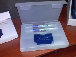 Mygene - Image: My Gene Genetic Testing Kit