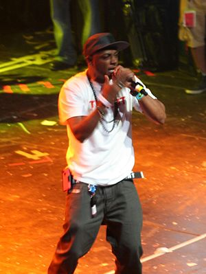 Mystikal - Mystikal performing in March 2012.