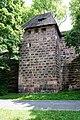 Nürnberg, Stadtbefestigung, Spittlertormauer, Kasemattenturm XIX 20170616 002.jpg