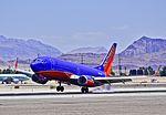 N382SW Southwest Airlines Boeing 737-3H4 n 26588-2611) (8046118133).jpg