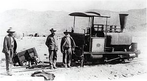 1901 in South Africa - NCC ''Pioneer''