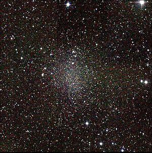 NGC 6822 - Image: NGC6822