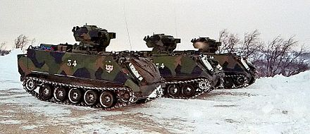 A Norwegian anti-tank platoon equipped with NM142 TOW missile launchers NM142 x 3.jpg