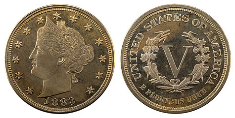 Liberty Head Nickel Wikipedia
