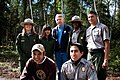 NPS Director Jon Jarvis and participants in a youth panel (5301419895).jpg