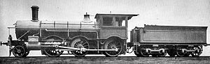 New South Wales Z22 class locomotive - L.436 Class Locomotive