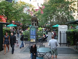 Herald Square - Greeley Square