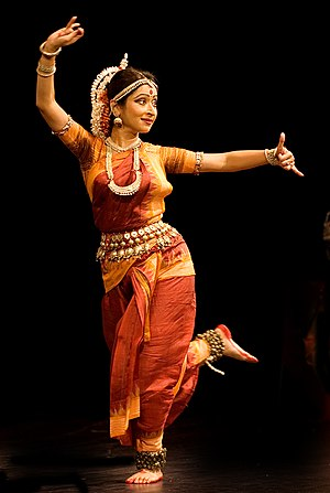 Ceremonial dance - Classical Indian dance