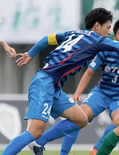 Naoyuki Yamada Japanese footballer