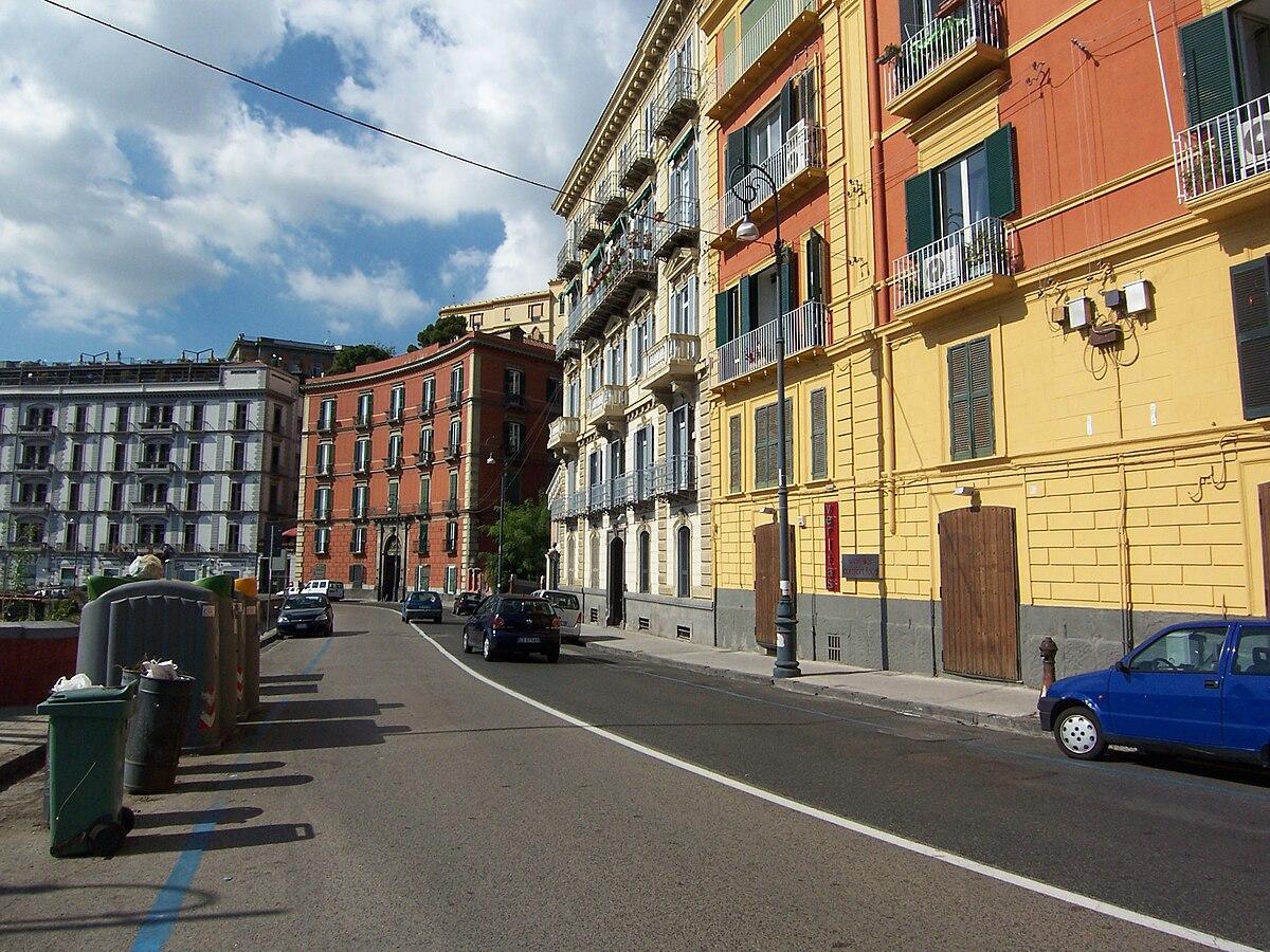 Corso vittorio emanuele napoli wikipedia for Corso di arredatore d interni roma
