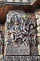 Narasimha Avatara Hoysaleswara Temple Halebid.jpg
