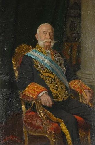 Narciso García-Loygorri - Image: Narciso García Loygorri y Rizo, duque de Vistahermosa